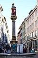 Justitiabrunnen, Marktgasse in Winterthur 2014-02-24 14-52-28.JPG