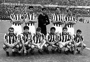 1966–67 Serie A - 1966–67 Juventus team