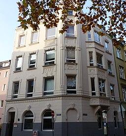 Helenenwallstraße in Köln