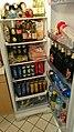 Kühlschrank ist bereit für die Feier.jpg