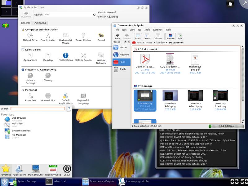 Linux'ы... Восславим пингvина! - Страница 3 800px-KDE_4_beta_4