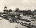 KITLV 377940 - Clifton and Co. - The deserted city of Fatehpur Sikri in northern India - Around 1890.tif