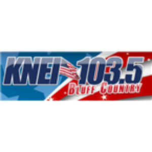 KNEI-FM - Image: KNEI 103.5 Bluff Country!