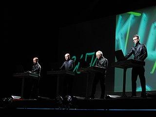 Kraftwerk German electronic music band