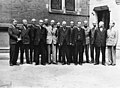 Kabinet Schermerhorn-Drees. Vlnr J.M. de Booy (Marine), dr. L.J.M. Beel (Binnen…, Bestanddeelnr 900-4319.jpg