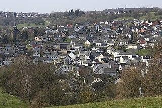 Kadenbach Place in Rhineland-Palatinate, Germany