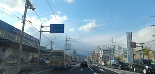 Japan National Route 171