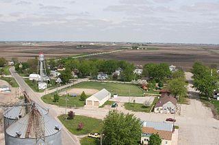 Kamrar, Iowa City in Iowa, United States