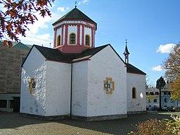Kapelle Heiligkreuz Trier 01