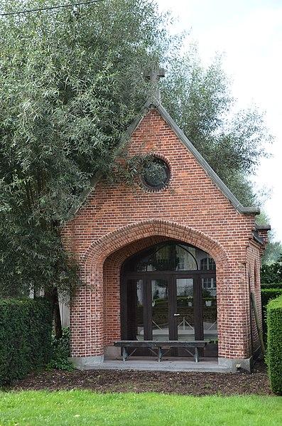 Kapelletje, Steenweg op Beerse
