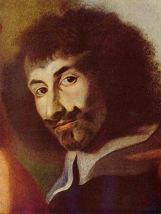 Karel Škréta - Self portrait (1647)