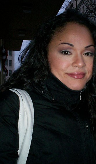 Law & Order: Special Victims Unit (season 8) - Karen Olivo played Jennifer Benitez, the mother of a sick boy who is desperate for help but also afraid of having her immigration status found out.