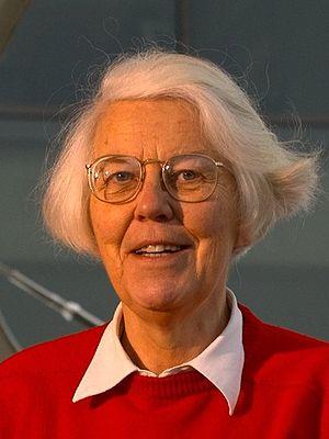Karen Spärck Jones - Karen Spärck Jones in 2002
