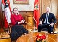 Karin Kneissl reist nach Podgorica (45114723201).jpg