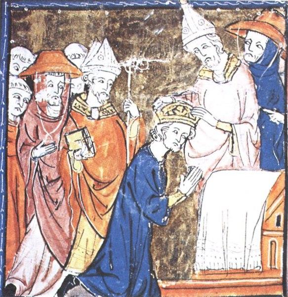 Archivo:Karl den store krons av leo III.jpg