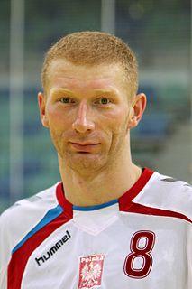 Karol Bielecki Polish handball player