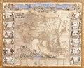 Karta över Asien av Frederick de Wit (1616-1698) - Skoklosters slott - 93667.tif