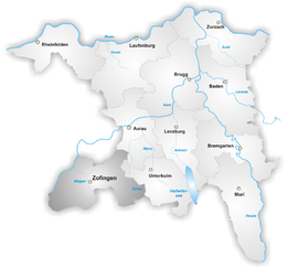 District Zofingen
