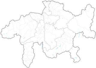 Municipalities of the canton of Graubünden