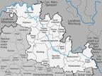 Lauda-Königshofen - Ortseingang Süd - Niemcy