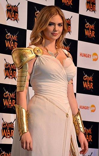 Kate Upton - Kate Upton at G-Star 2014.