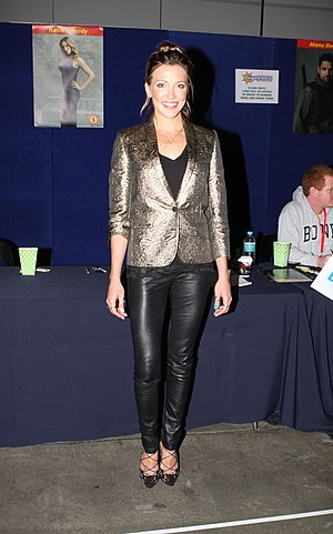 Katie Cassidy - Cassidy at Supanova Pop Culture in June 2014