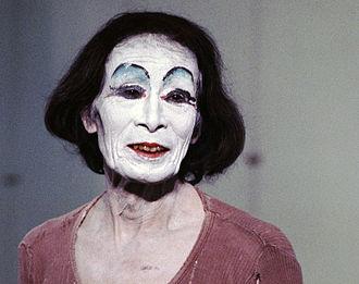Kazuo Ohno - Ohno in October 1986
