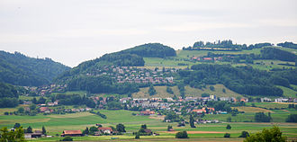 Kehrsatz - Kehrsatz village