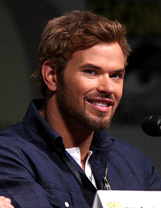 Kellan Lutz - Lutz at the 2012 San Diego Comic-Con International