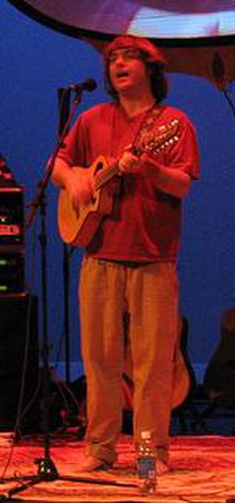 Keller Williams - Keller Williams on February 3, 2006 at the Ridgefield Playhouse