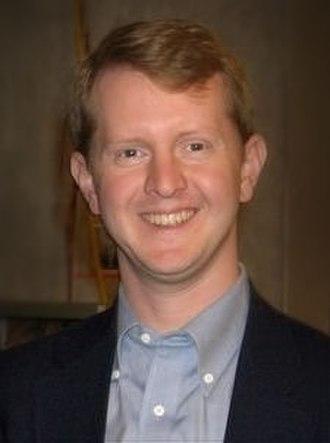 Ken Jennings - Image: Ken Jennings cropped retouched