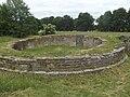 Keszthely-Fenékpuszta (Castellum) - épületmaradványok a római korból.jpg
