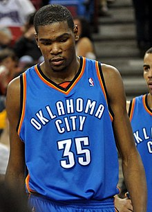 KEVIN DURANT - Wikipedia, the free encyclopedia