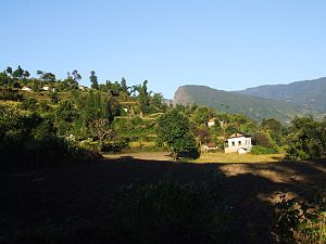 Okhaldhunga - Image: Khijee village