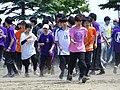 Kids Rehearsing Dance Moves - Otaru - Hokkaido - Japan (47984482443).jpg