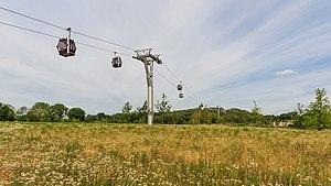 IGA Cable Car - Image: Kienberg B Marzahn 06 2017 img 07