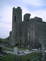 Photo of Kilmallock Irish Round Tower, County Limerick, Ireland