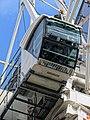 King's Cross Central development tower cranes, London, England 12 crane cabin.jpg