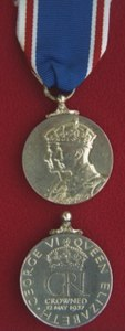 King George VI Coronation Medal.jpg