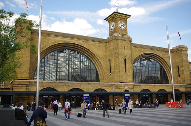 Bahnhof King's Cross