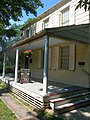 Kingsland Homestead west porch jeh.jpg