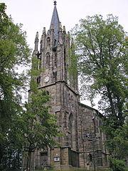 Kirche Königsee