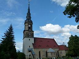 Kirche Possendorf 3