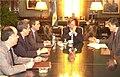 Kirchner recibe a las autoridades de Transportadora Gas del Sur.jpg