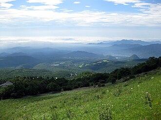 Highland - Kirifuri Highland in Japan