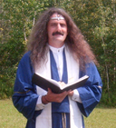 Kirk white performing wedding in 2008.png