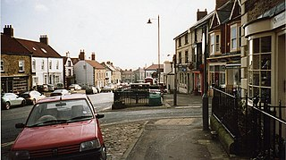 Kirkbymoorside Market town and civil parish in North Yorkshire, England