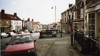 Kirkbymoorside - Image: Kirkbymoorside