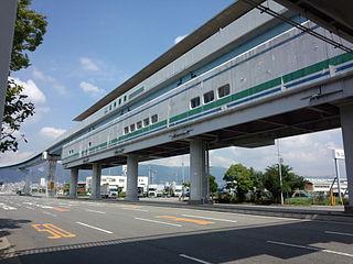 Kita Futo Station Railway station in Kobe, Japan