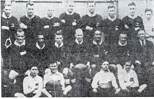 1932 New Zealand rugby league season - New Zealand 1932 Test squad